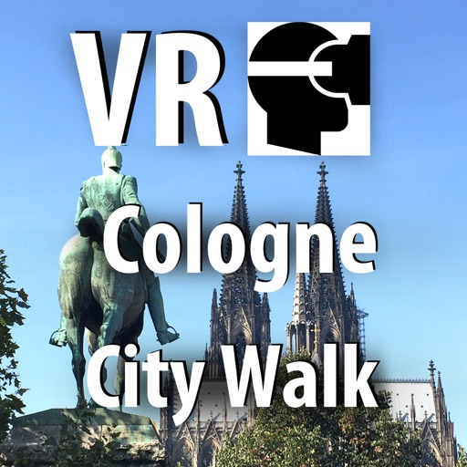 VR Cologne City Walk Virtual Reality 360 Germany
