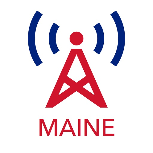 Radio Maine FM - Streaming and listen to live online music, news show and American charts from the USA iOS App