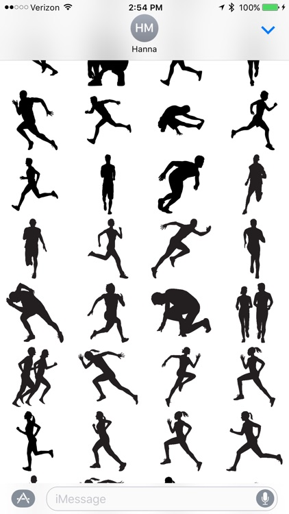 Smack Run - Sticker Pack screenshot-1