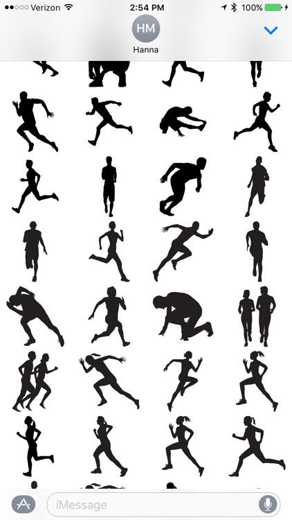 Smack Run - Sticker Pack