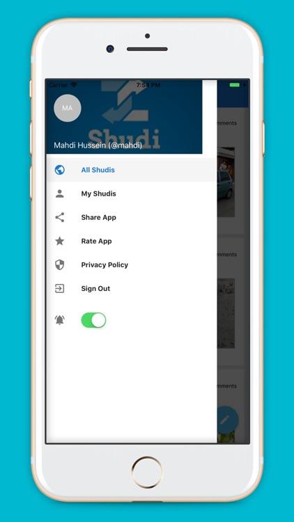 Shudi App screenshot-4