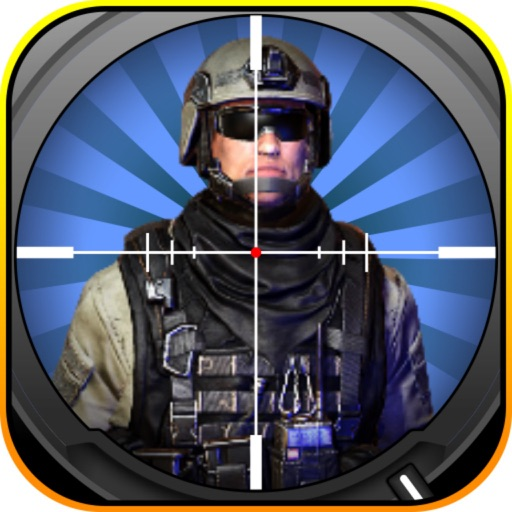 Counter Sniper Modern Strike 2 icon