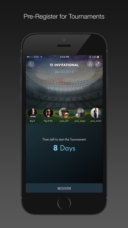Tournament Edition screenshot-4