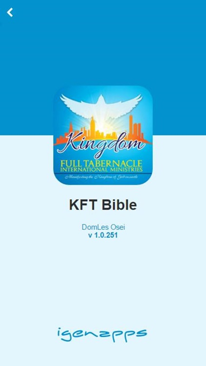 KFT Bible in a Year