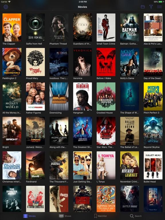 The Movie DB .Net Screenshots