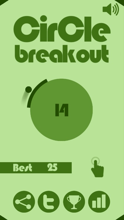 Circle Breakout screenshot-0