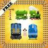 おもちゃの電車と教育パズルゲーム - iPhoneアプリ