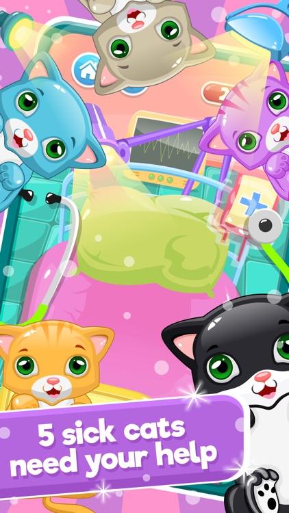 My Little Cat Doctor: Pet Vet