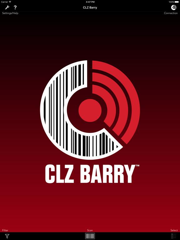 Screenshot #4 pour CLZ Barry - Wireless Barcode Scanner