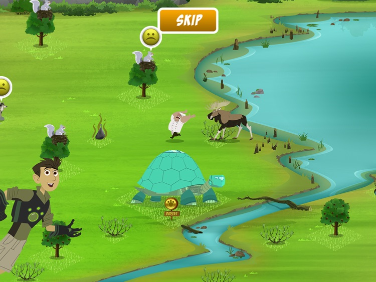 Wild Kratts Creature Math screenshot-3