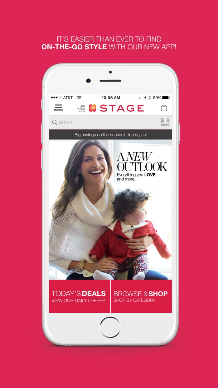 Stage Stores|Department Stores Screenshot