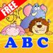 ABC有趣的动物事实为孩子
