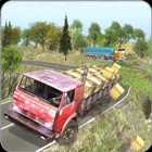 Offroad Cargo Truck Hill Drive icon