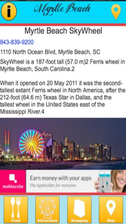 Myrtle Beach Tourist Guide
