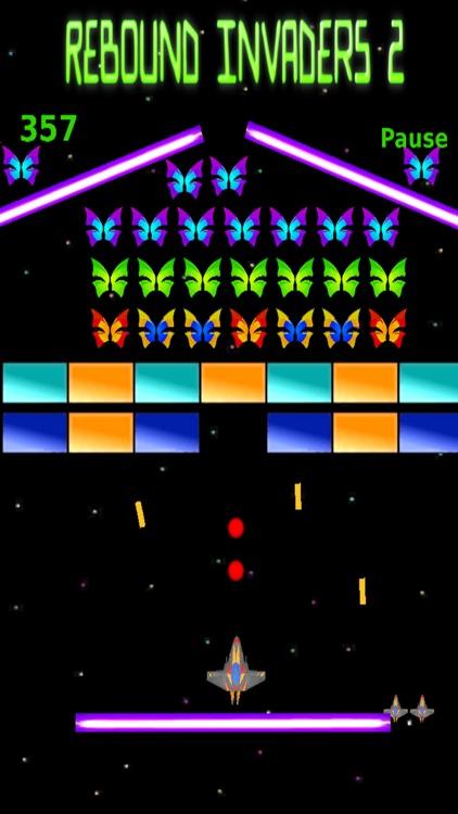 Rebound Invaders 2 Pro screenshot-3