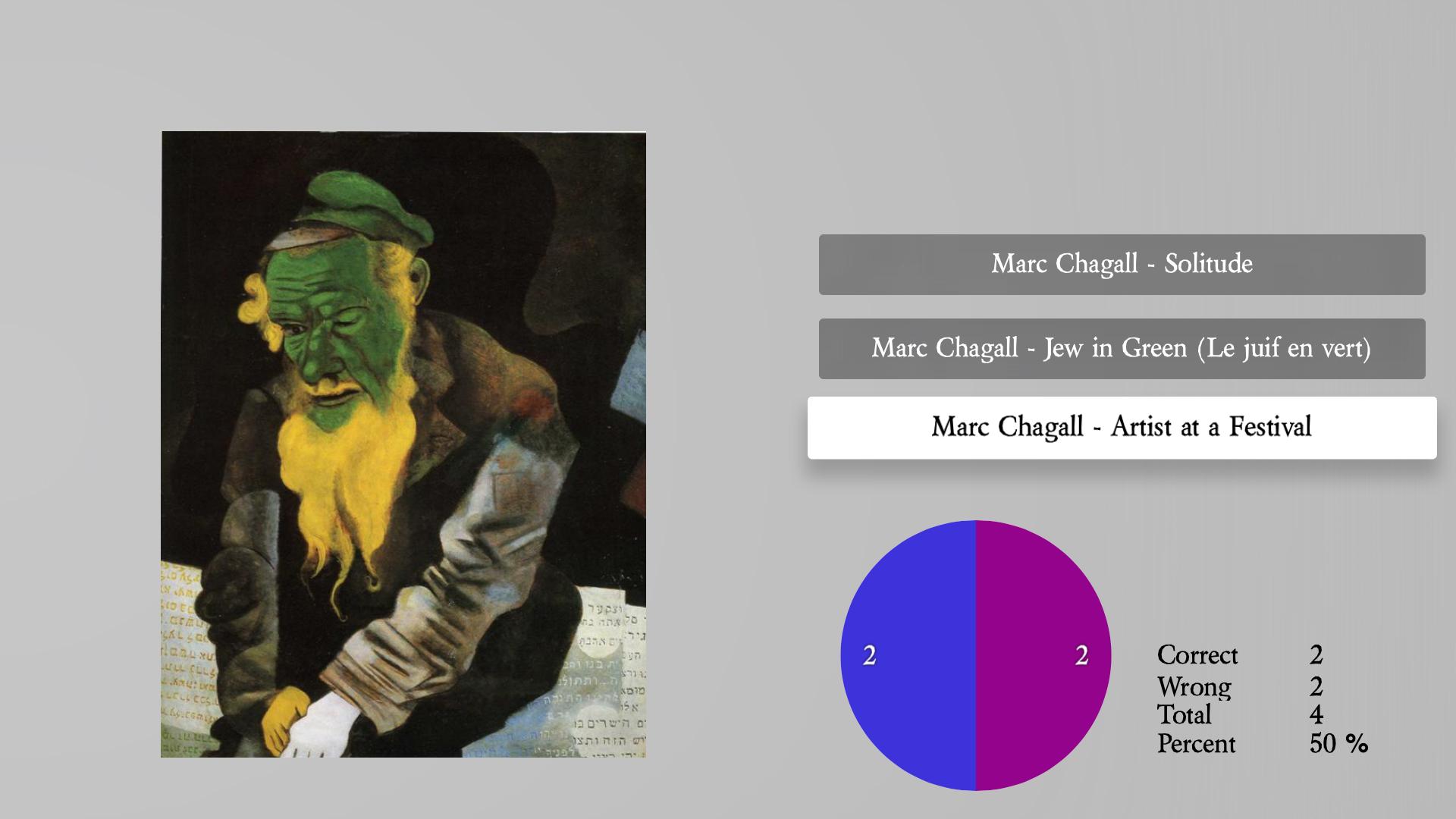 Marc Chagall Art Gallery screenshot 19