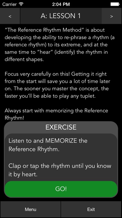 Tuplet Trainer screenshot-4