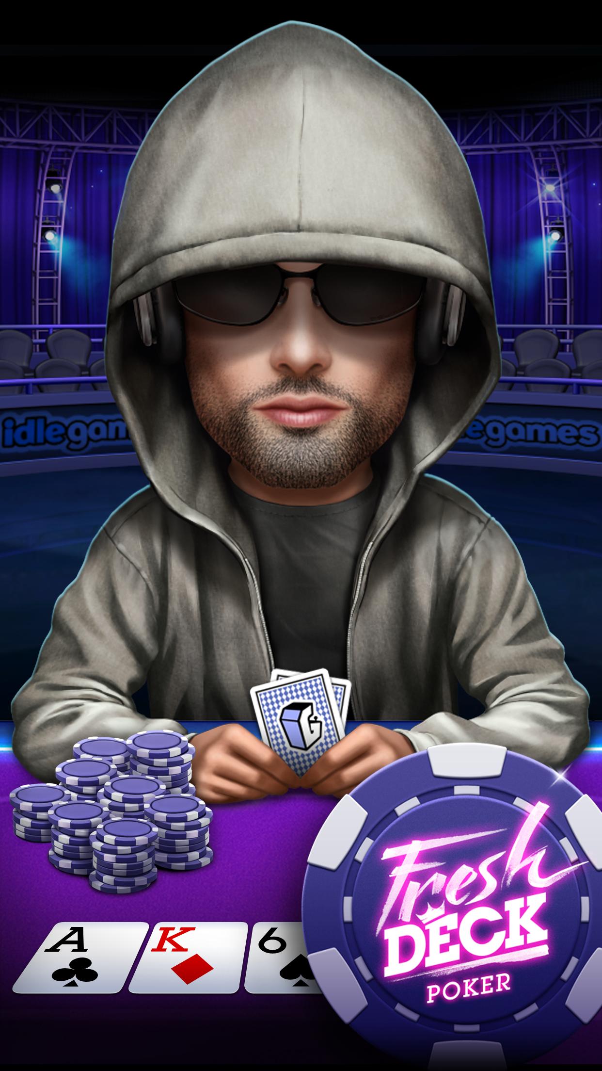 Fresh Deck Poker – Live Holdem Screenshot