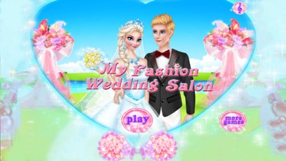 My Fashion Wedding Salon: the Fun Princess Hair Salon &