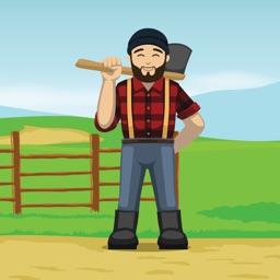 Justin the Lumberjack