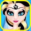 美丽的女孩眼睛:装扮女孩 长发公主 生孩子 智力 儿童游戏免费