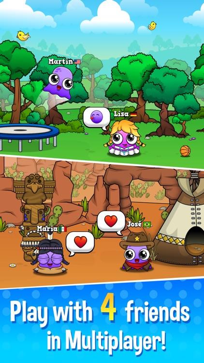 Moy 5 - Virtual Pet Game screenshot-3