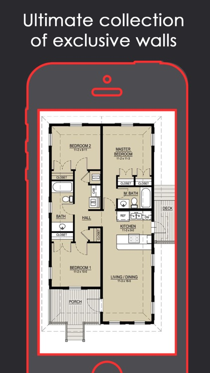 Magical Floor Plan | Layout & Home Designs catalog
