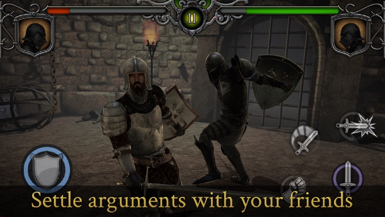Knights Fight: Medieval Arena screenshot-3