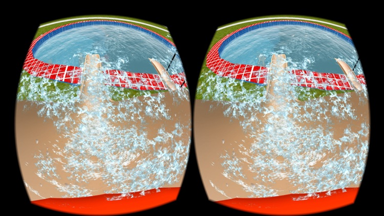 VR Water Park:Water Stunt & Ride For VirtualGlasse screenshot-3