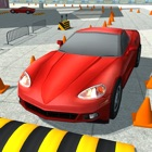 Driving School 3D – Real Drivers Test Simulation game icon