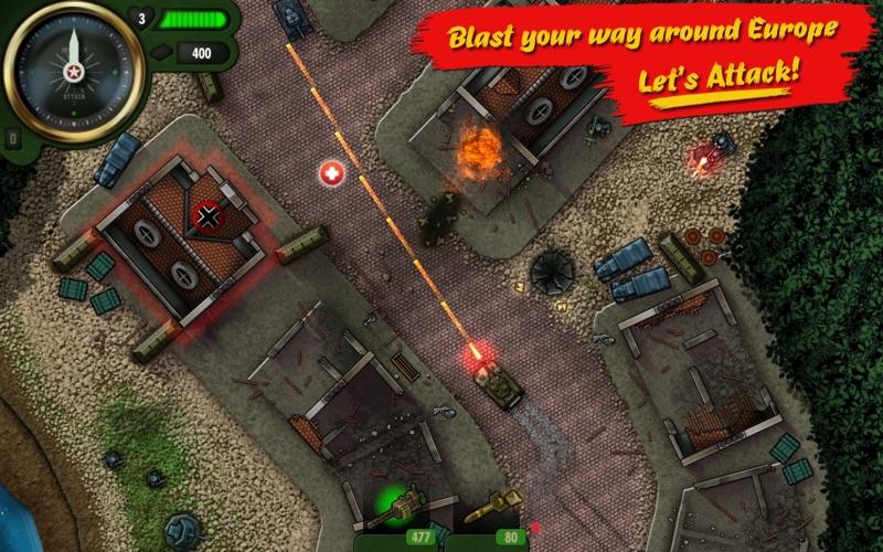 iBomber Attack screenshot 3