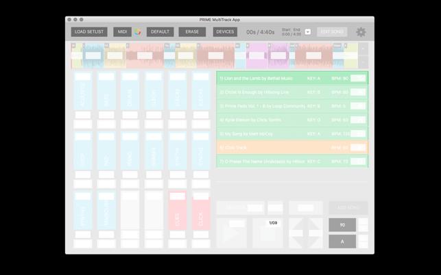Prime MultiTrack App on the Mac App Store