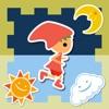コビトン - 赤ちゃん・子供向け無料タッチゲーム - iPhoneアプリ