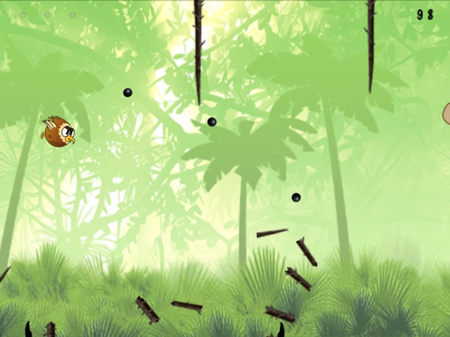 Line Birds Screenshot