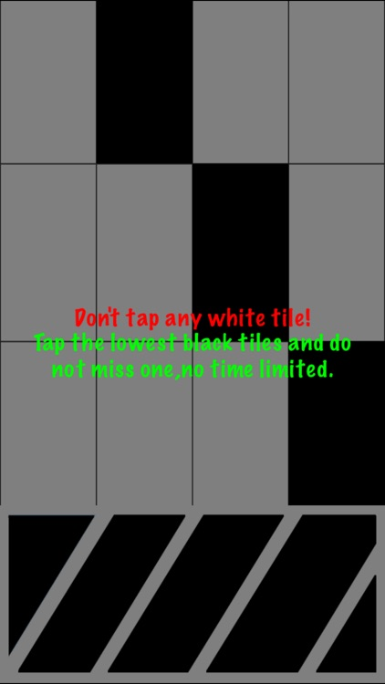 The Black Tiles Ninja 2 - Don't Touch The White Blocks, Only Black Piano Ones!