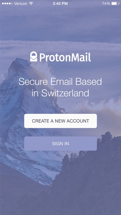 Download ProtonMail - Encrypted Email for Pc