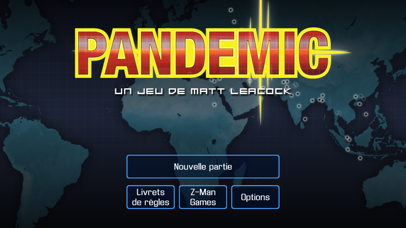 Screenshot #1 pour Pandemic: The Board Game