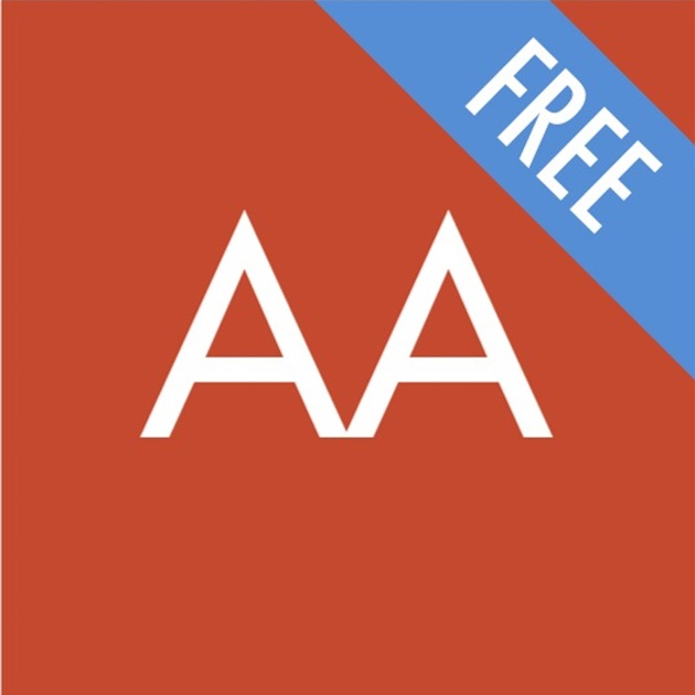 Aa big book free for alcoholics anonymous on the app store fandeluxe Image collections