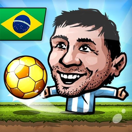 Puppet Soccer 2014 - Football championship in big head Marionette World b82434457e9ba