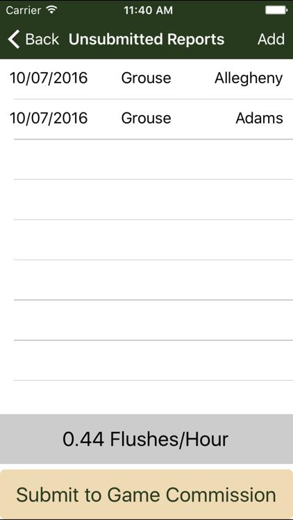 Grouse Woodcock Survey screenshot-3