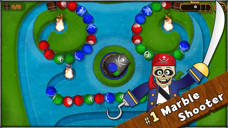 Blackbeard's Blast screenshot-0