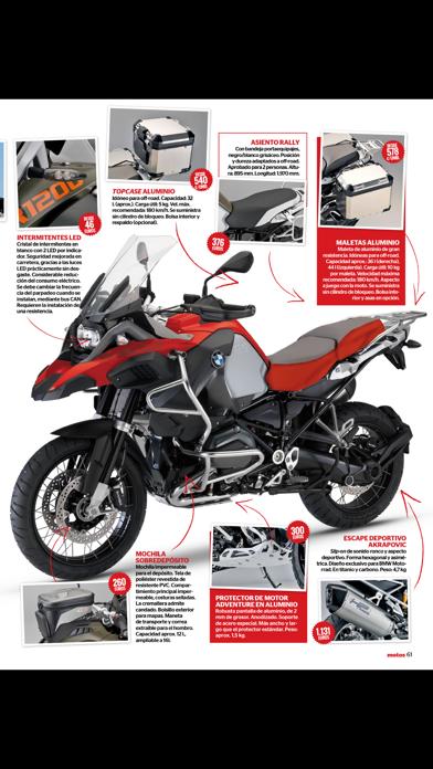 Motos RevistaScreenshot of 5