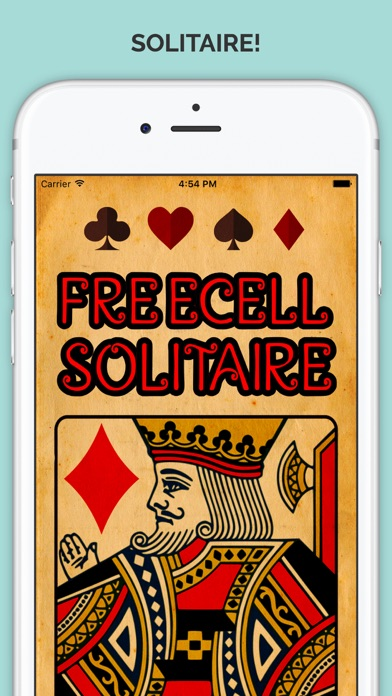 Free-Cell Classic Solitaire Bundle HD 2015 Screenshot