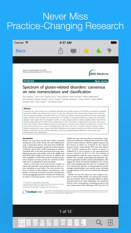 Read: Personalized Medical & Scientific Journal