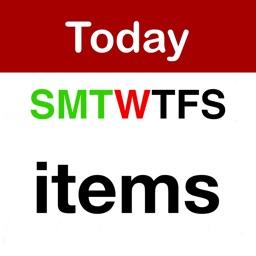 7 Items