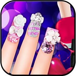 Nail Art Design - Girls Game