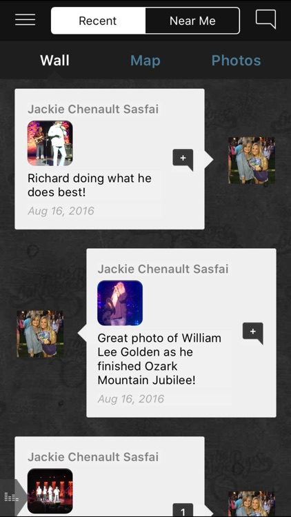 The Oak Ridge Boys Official App screenshot-4