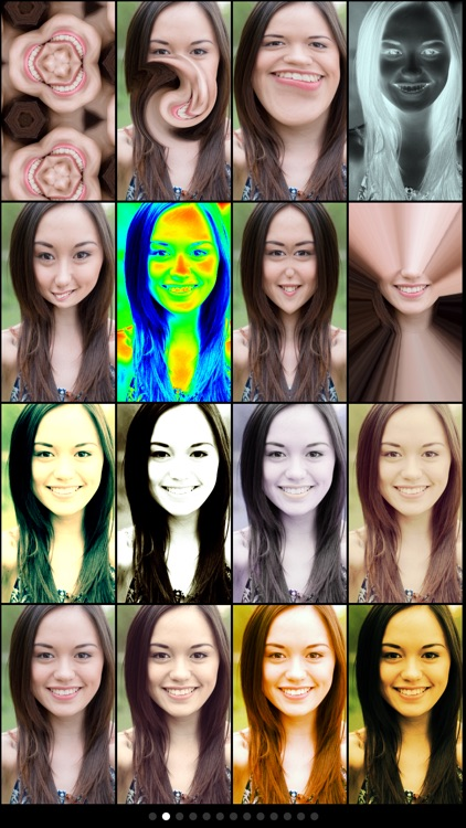 Mega Photo: 800+ Free, Real-Time Camera Effects