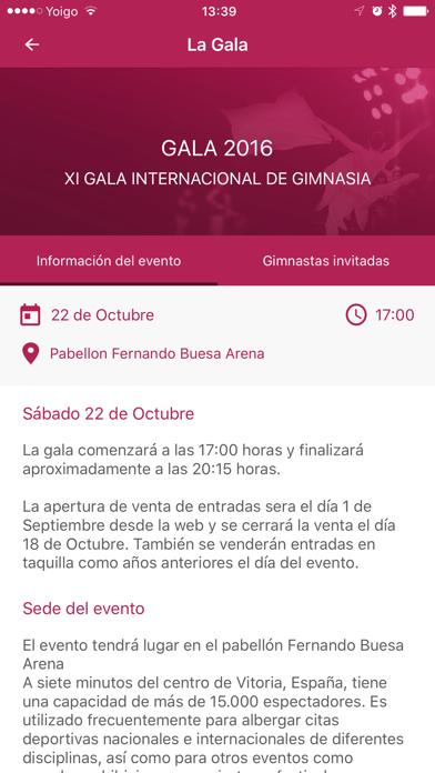 euskalgym | Gala InternacionalCaptura de pantalla de4