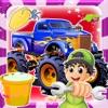 怪物卡车清洗和维修 - 通过自动汽车修理工